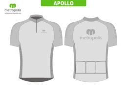 Tricou ciclism Apollo