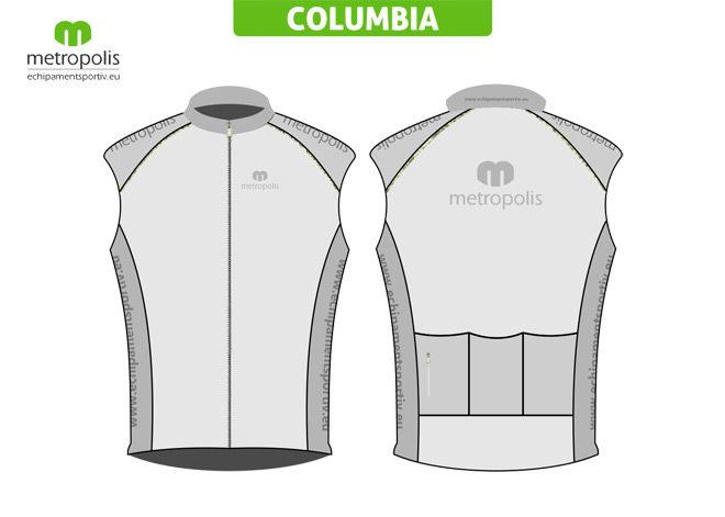Vesta ciclism Columbia